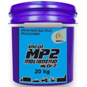 Incol MP2 Molibdênio NLGI-2