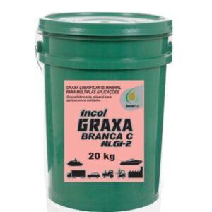 Incol Graxa Branca C NLGI-2